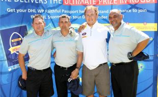 Casino Staff With DHL Stormers