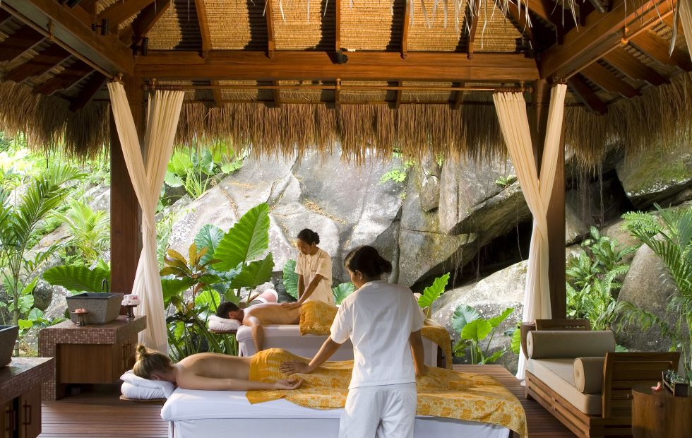 Balinese Massage ,restore bodies and minds