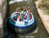 Raging River Rapids