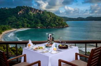 MAIA Luxury Resort and Spa - Dining