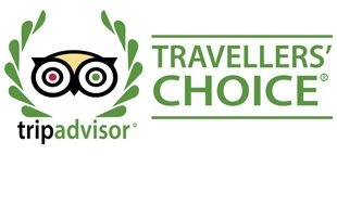 Wins Travellers Choice Award!