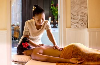 Paradise Sun - Spa Massage