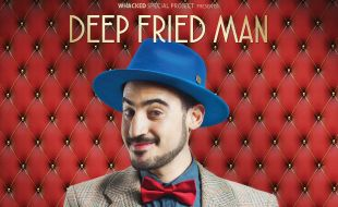Deep Fried Man comedy show at Gold Reef City casino