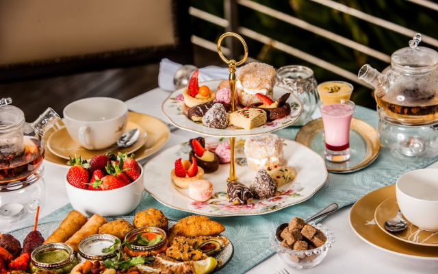 Durban Indian Afternoon Tea Experience