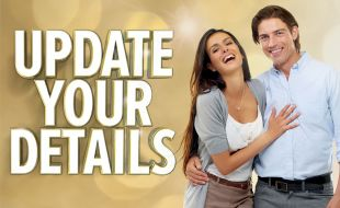 Update your details at Golden Horse Casino