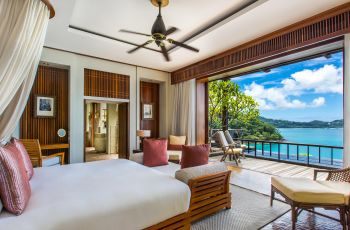 Maia Luxury Resort and Spa - Villa Bedroom