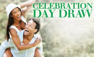 Celebration Day Draw at Garden Route Casino