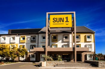 Exterior view of SUN1 Vereeniging, Gauteng