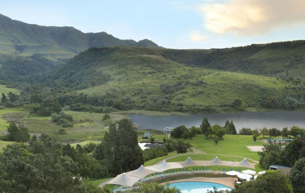 Relax In The Heart Of The Magnificent Drakensberg