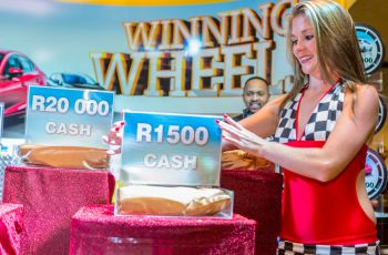 Winning Wheels - 13 April to 29 July 2017