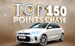 Top 150 Points Chase Gaming Promotions at The Ridge Casino