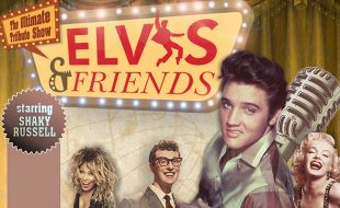 Elvis & Friends - The Ultimate Tribute Show at Silverstar