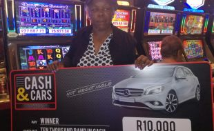 Soweto resident wins Merc and R10k