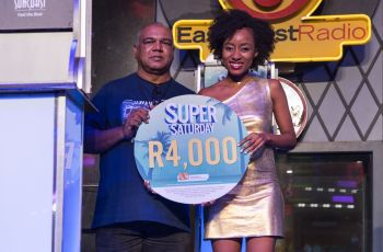 Super Saturday Winner - Thanpal Chetty