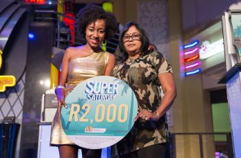 Super Saturday Winner - Roshini Manilall