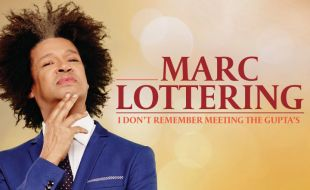 Marc Lottering - I Don't Remember Meeting The Gupta's