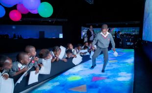 Kagiso Children at Future Park
