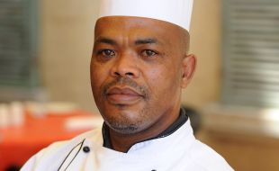 Executive Chef Kenneth Ngubane