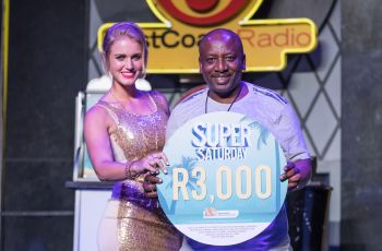Super Saturday Winner - Edison Goba