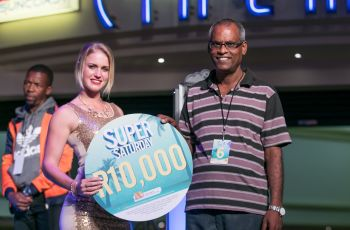 Super Saturday Winner - Bhaskar Kanny