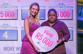Come Out To Play Winner - Sandria Naidoo
