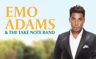 Emo Adams & The Take Note Band Live at The Caledon Casino