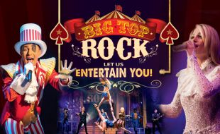 Big Top Rock Event at Gold Reef City Casino