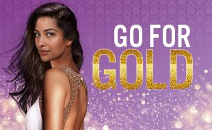 Go For Gold Promotion at Suncoast Casino