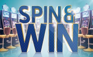 Spin & Win Promotion at Hemingways Casino