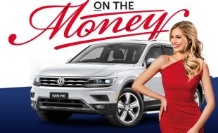 On The Money Woman with Car