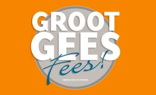 Groot Gees Fees Event