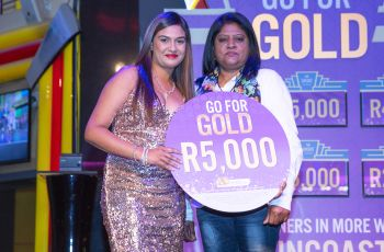 Congratulations to our Go For Gold Winner - Lilly Govindsamy