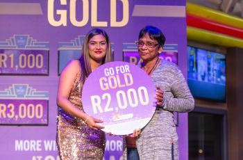 Congratulations to our Go For Gold Winner - Munimall Athimulam
