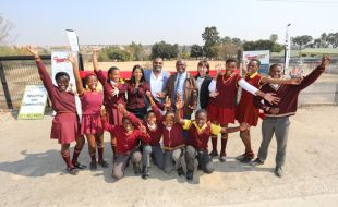 New R150 000 fence for Witkoppen Primary