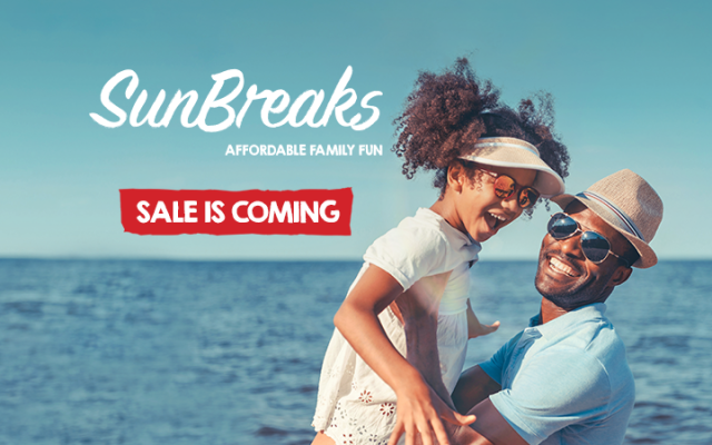 SunBreaks Summer Sale