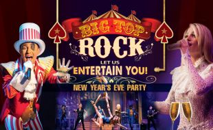 Big Top Rock – New Year's Eve Party