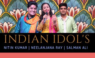Indian Idols at The Lyric, Gold Reef City Casino