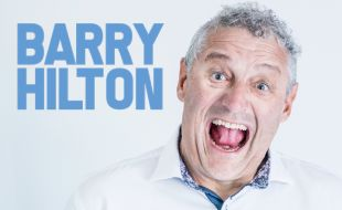 Barry Hilton performs at Silverstar Casino