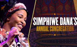 Simphiwe Dana Annual Congregration 2019