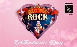 Valentine's Day offer at Barnyard Theatre, Suncoast Casino