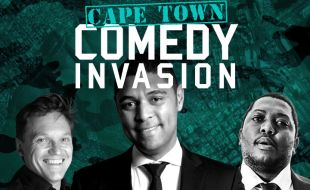 Cape Town Comedy Invasion