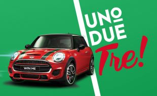 Uno Due Tre promotion at Montecasino