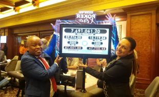 Largest-ever Poker Progressive win in Africa