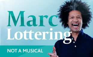 Marc Lottering - Not a Musical