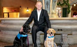 SA Guide Dogs wags tails with Montecasino
