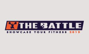 The Battle Showcase Your Fitness 2019 event poster at Silverstar Casino