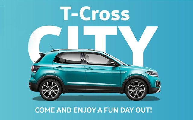 VW T-Cross City