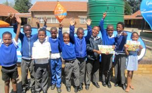 Gold Reef City enriches young minds