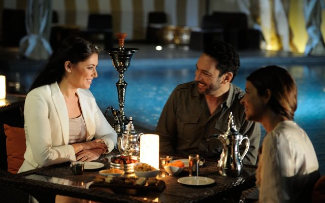 Balcon Terrace - Beverage And Shisha Fusion