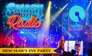 Smash Hit Radio – New Year's Eve